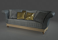 3d model sofa talete