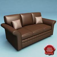 3d sofa v19 model