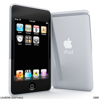 ipod touch max