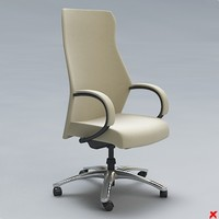 3ds chair office