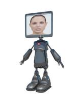 computer robo ma