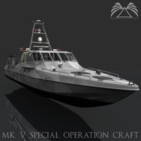 Mk V Special Operation Craft