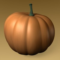 pumpkin 3d 3ds