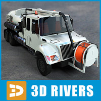 Sewer cleaner 02 by 3DRivers