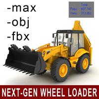 wheel loader 1