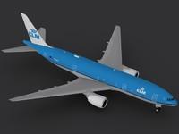 b 777-200 klm 777 max