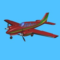 AC Beechcraft Baron