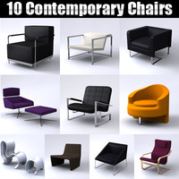 10 Contemporary Armchairs Collection