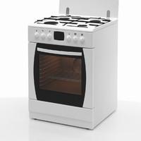 cooker 02 3d model