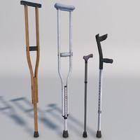 Crutch 01