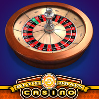 Casino - Roulette Wheel 01 - European