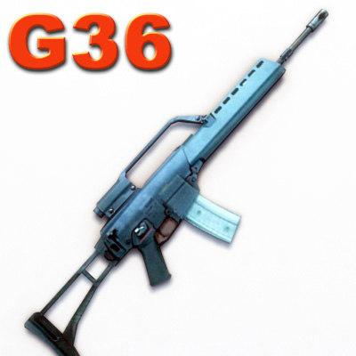 Assault-Rifle_3DGameModel