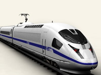 Generic High Speed Train