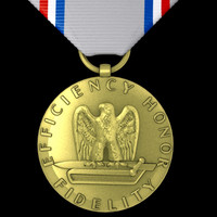 US Air Force Good Conduct Medal