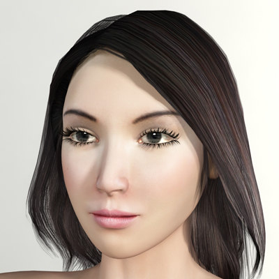 realistic woman 3d model - Beauty... by umerov