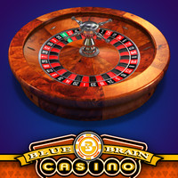 Casino - Roulette Wheel 03 - European