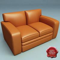 sofa v29 3d model