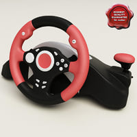 USB Steering Wheel