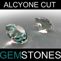 Alcyone Cut Gem