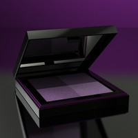 eye shadow - accurate 3d max