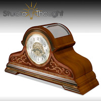 Desk or Mantle Clock (Howard Miller)