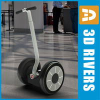 Segway  01 by 3DRivers