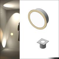 Lamp Recessed 00607se