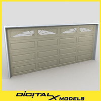 Residential Garage Door 12
