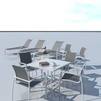 max pool furniture set