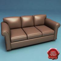3d sofa v43 model