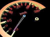 3d max speedometer speed
