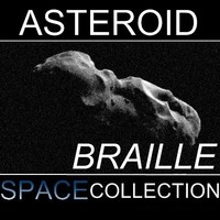 3d model braille asteroid