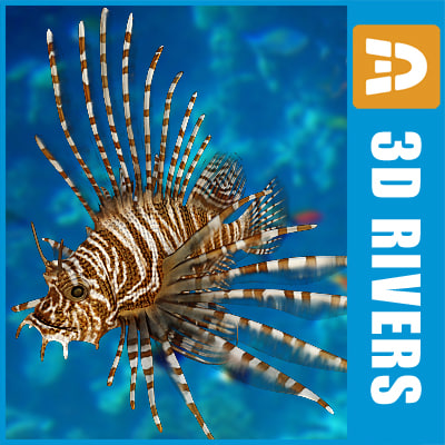 Lionfish by 3DRivers