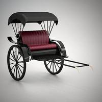 rickshaw 3ds