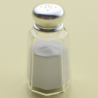 3d model salt shaker