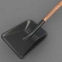 3d shovel 01
