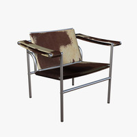 3ds max corbusier chair