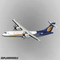 ATR 72-500 Jet Airways Konnect