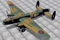 avro manchester bomber 3ds