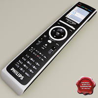 3d remote philips sru 8015