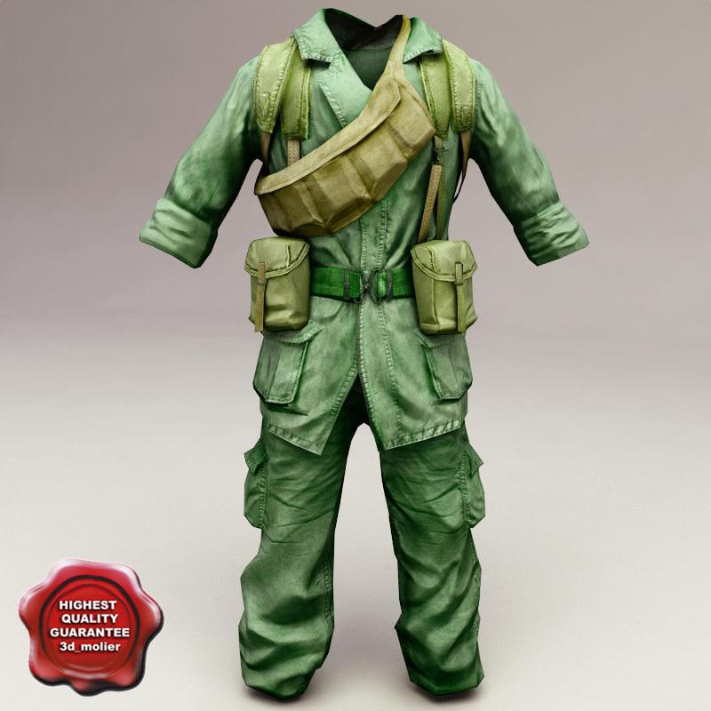Uniform Soldier - Military Nation