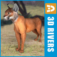 Caracal by 3DRivers