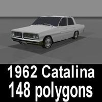 1962 pontiac catalina 3d 3ds