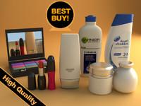 cosmetics lotions shampoo max