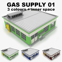 3ds max gas supply 01