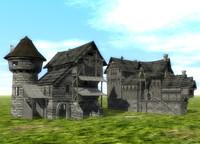 Midievial Houses