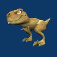 cartoon trex.zip