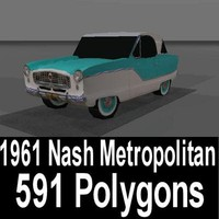 1961 nash metropolitan 3ds