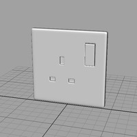 single socket 3d ma