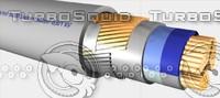 3d z1g-ymz1kas 3x300 sector shape